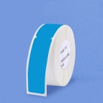 Communication Room Switch Mobile Telecommunications Network Cable Label Paper For NIIMBOT D11/D61 Printers(Blue)