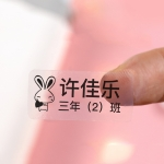 Thermal Label Paper Cosmetic Sticker Bottled Name Sticker For NIIMBOT D11 Printer, Size: Transparent Sticker