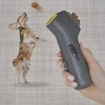 2 PCS Pet Supplies Dog Training Snack Launcher Dog Cake Gun Training Dog Toy