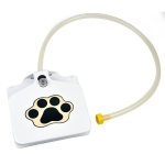 Pet Supplies Automatic Pet Drinking Fountains Dog Stepped Drinking Fountains