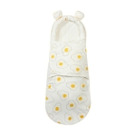 Newborn Cotton Quilt Sleeping Bag Baby Anti-Shock Swaddling Eggs (Four Seasons), Specification: S (0-3 Months)