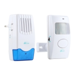 GALLOP 220V Wireless Electro Guard Watch, EU Plug