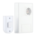 TENG LE DC 3V Wired Smart Colorful Flasher Door Chime
