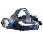 BORUIT 1200LM USB Charging Zoom LED Strong Headlight Fishing Camping Hiking Lamp (Headlight)