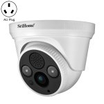 SriHome SH030 3.0 Million Pixels 1296P HD IP Camera, Support Two Way Talk / Motion Detection / Humanoid Detection / Night Vision / TF Card, AU Plug