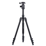 TRIOPO Oubao A-308S Adjustable Portable  Aluminum Aalloy Tripod with Ball Head for SLR Camera