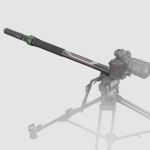 MOZA Slypod E Professional Motorized Ecosystem Camera Vertical Rod Monopod Reinvent Motion Slider Gimbal (Black)