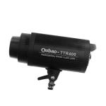 TRIOPO Oubao TTR400W Studio Flash with E27 150W Light Bulb