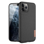 DUX DUCIS Fino Series PU + TPU Protective Case For iPhone 11 Pro(Black)