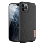 DUX DUCIS Fino Series PU + TPU Protective Case For iPhone 11 Pro Max(Black)