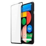 For Google Pixel 4a 5G DUX DUCIS 0.33mm 9H Medium Alumina HD Full Screen Tempered Glass Film (Black)