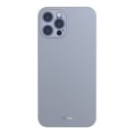 Baseus Wing Series Protective PP Case For iPhone 12 Pro(Transparent White)