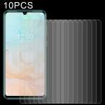 10 PCS For Doogee N20 Pro 0.26mm 9H 2.5D Tempered Glass Film