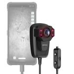 Ulefone 2MP 1080P IR Night Vision Camera, STARVIS IMX307, 116 Degree FOV Angle, Visible Distance: 3-5m(Black)