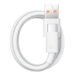 Original Honor AC790 6A USB to USB-C / Type-C Interface Charging and Transmission Data Cable, Cable Length: 1m