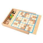 5 In 1 Multifunctional Sudoku Flying Gomoku Board Game Early Education Puzzle Game Board