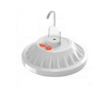 V60 30 LEDs UFO Rechargeable Light Household Emergency Light Bulb Outdoor Camping Night Market Stall Light