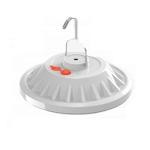 V61 60 LEDs UFO Rechargeable Light Household Emergency Light Bulb Outdoor Camping Night Market Stall Light