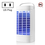 Electric Mosquito Killer Plug-In Mosquito Killer, Colour: US Plug 110V (White)