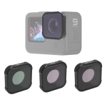 JSR KB Series CPL+ND8+ND16 Lens Filter for GoPro HERO9 Black