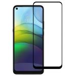 For Motorola Moto G9 Power Full Glue Full Screen Tempered Glass Film