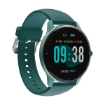 DOOGEE CR1 1.28 inch IPS Screen IP68 Waterproof Smart Watch, Support Step Counting / Sleep Monitoring / Heart Rate Monitoring(Green)