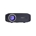 UHAPPY U70 1920x1080P 140 ANSI Portable Mini Office Home Theater LED HD Digital Projector,Wireless Sync Display Version(Matt Grey)