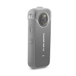 STARTRC 1109050 Detachable Transparent Lens Protection Cover for Insta360 ONE X2