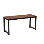 [US Warehouse] Home Living Room Square Modern Desk, Size: 66 inch