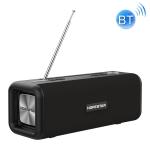 HOPESTAR T9 Portable Outdoor Bluetooth Speaker (Black)