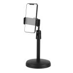 TCP-02 Universal 4-10 inch Phone Tablet Non-slip Aluminum Metal Holder Stand Adjustable Desktop Tablet Bracket Mount, Version: Single-camera Standard