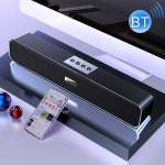 YINDIAO A36 Bluetooth 5.0 Smart Subwoofer Computer Wireless Bluetooth Speaker, Bluetooth Upgrade Version(Black)