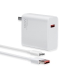 Original Xiaomi MDY-12-ED 120W USB Port Quick Charging Wall Charger Adapter, US Plug