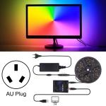 5m SMD 5050 RGB HDTV Background Lighting USB Ambilight LED Strip Kit, AU Plug