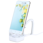 S10 Burglar Display Holder / Anti-theft Display Stand with Remote Control for Mobile Phones with Micro-USB Port
