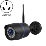 Q4 2.0 Million Pixels 1080P HD Wireless IP Camera, Support Motion Detection & Two-way Audio & Infrared Night Vision & TF Card, AU Plug