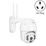 QX21 1080P HD WiFi IP Camera, Support Night Vision & Motion Detection & Two Way Audio & TF Card, AU Plug