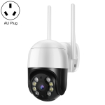 QX29 3.0MP HD WiFi IP Camera, Support Night Vision & Motion Detection & Two Way Audio & TF Card, AU Plug