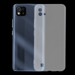 For OPPO Realme C20 0.75mm Ultra-thin Transparent TPU Soft Protective Case (Transparent)