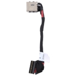 DC Power Jack Connector With Flex Cable for DELL Inspiron 15 G7 7577 7587 7588 P72F i7577 i7588 XJ39G DC301010Y00 DC301011F00