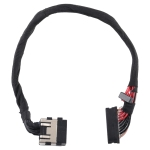 DC Power Jack Connector With Flex Cable for DELL Alienware M15 R2 M17 0J60G1 J60G1 DC301015A00