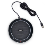 YANS YS-M61 USB Mini Port Video Conference Omnidirectional Microphone (Black)