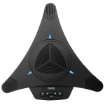 YANS YS-M23 USB Mini Port Video Conference Omnidirectional Microphone (Black)