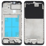 Front Housing LCD Frame Bezel Plate for Samsung Galaxy A02S SM-A025 (GA Version)