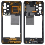 Middle Frame Bezel Plate for Samsung Galaxy A32 5G (Silver)
