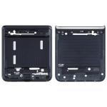 Lower Middle Frame Bezel Plate for Samsung Galaxy Z Flip 5G SM-F707 (Black)