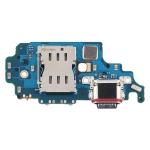 Original Charging Port Board for Samsung Galaxy S20 Ultra 5G SM-G998B (EU Version)