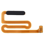 Fingerprint Sensor Flex Cable for Samsung Galaxy M12 / A12 / SM-A125 / M125 (Black)