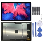 LCD Screen and Digitizer Full Assembly for Lenovo Tab P11 TB-J606F J606N J606 (Black)