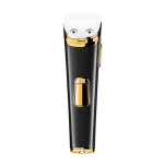 VGR V-022 5W USB Knife-head Electric Hair Clipper (Gold)